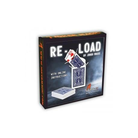 Re-Load by Joker Magic