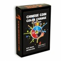 Chinese Coin Color Change by Joker Magic