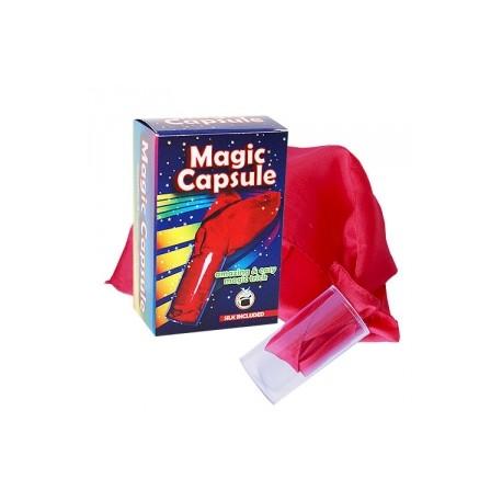 Capsula magica con Foulard ( Magic capsule con foulard).