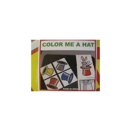 Color me a Hat.