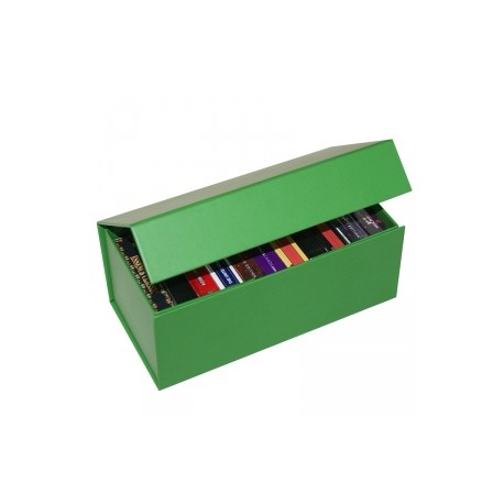BAISIK Playing Card Storage Box - VERDE