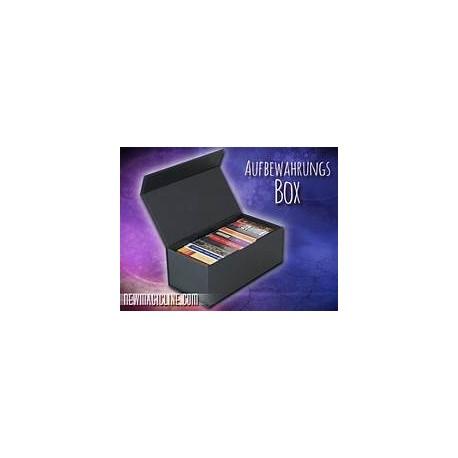 BAISIK Playing Card Storage Box - VERDE