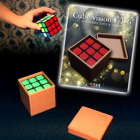 Cube Vision 1-1-6 by Takamiz Usui and Syouma