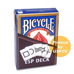 Bicycle ESP Deck - Mazzo a dorso Blu