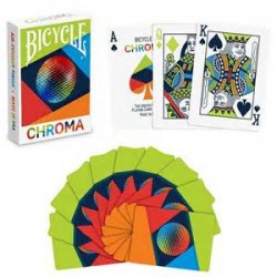 Bicycle - Chroma Playing Cards