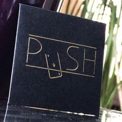 Push by Sultan Orazaly - Rosso