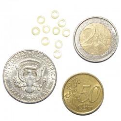 Elastici di ricambio per monete - Confezione da 10 pezzi