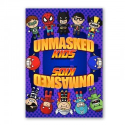 Unmasked Kids by Arkadio & Solange